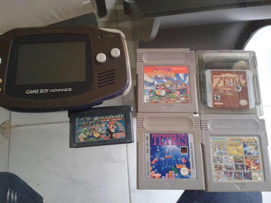 Vendo Game Boy Y Juegos