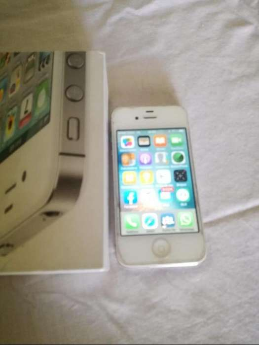 Vendo iPhone 4S Libre