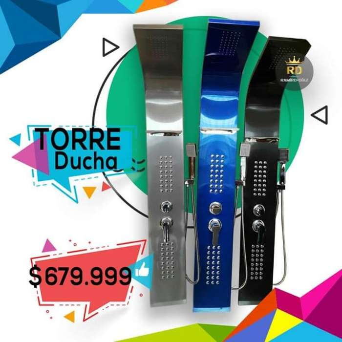 Torre <strong>duchas</strong>