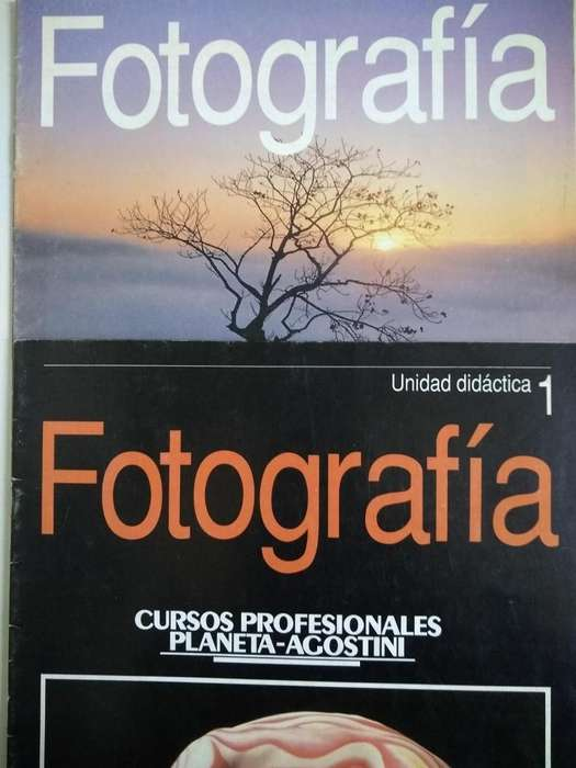 Fascículo Enciclopedia De La Fotografia -ed Nueva Lente nro 1 otra