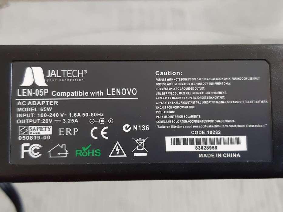 Cargador Laptop Lenovo