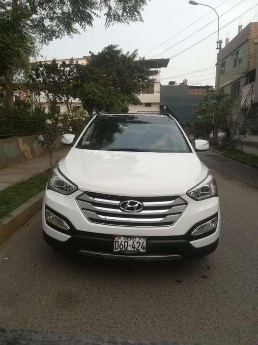 Hyundai Santa Fe 2013 - 49000 km