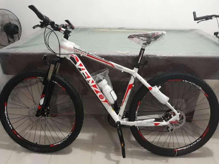 Bicicletas Rodado 29 Venzo Nueva, Oferta