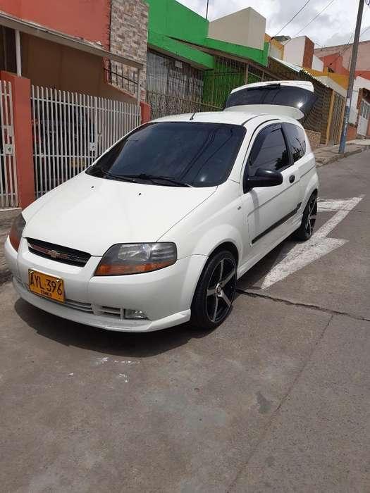 Chevrolet Aveo 2009 - 107 km