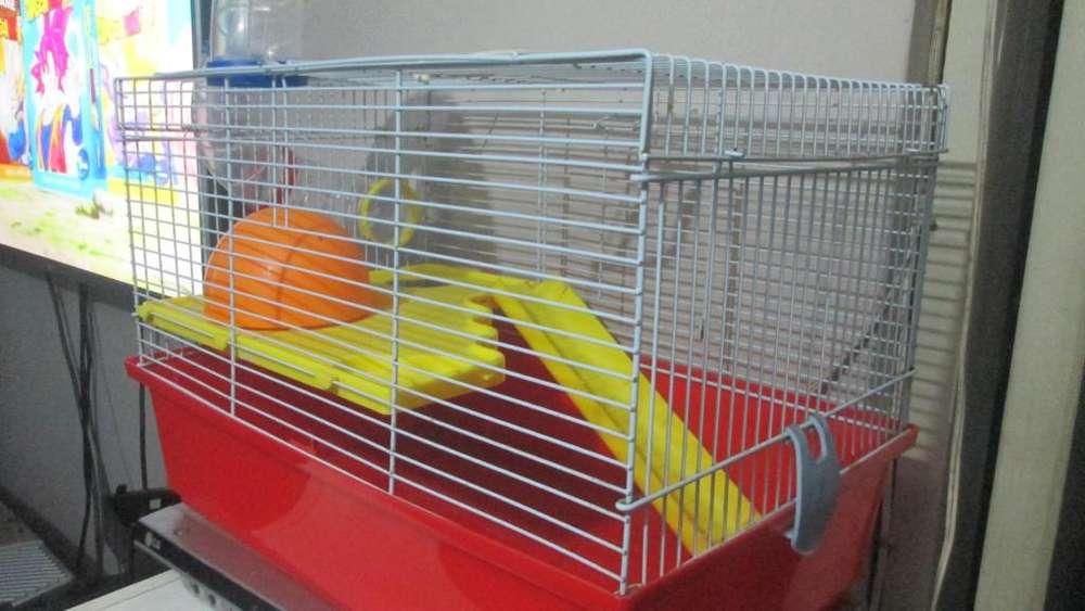 Jaula para hamster jaula