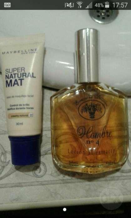 Vendo Maquillaje Y Perfume