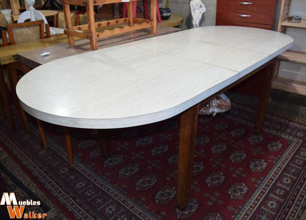 Mesa de comedor, GRANDE, extensible 2,24cm. x 90cm.