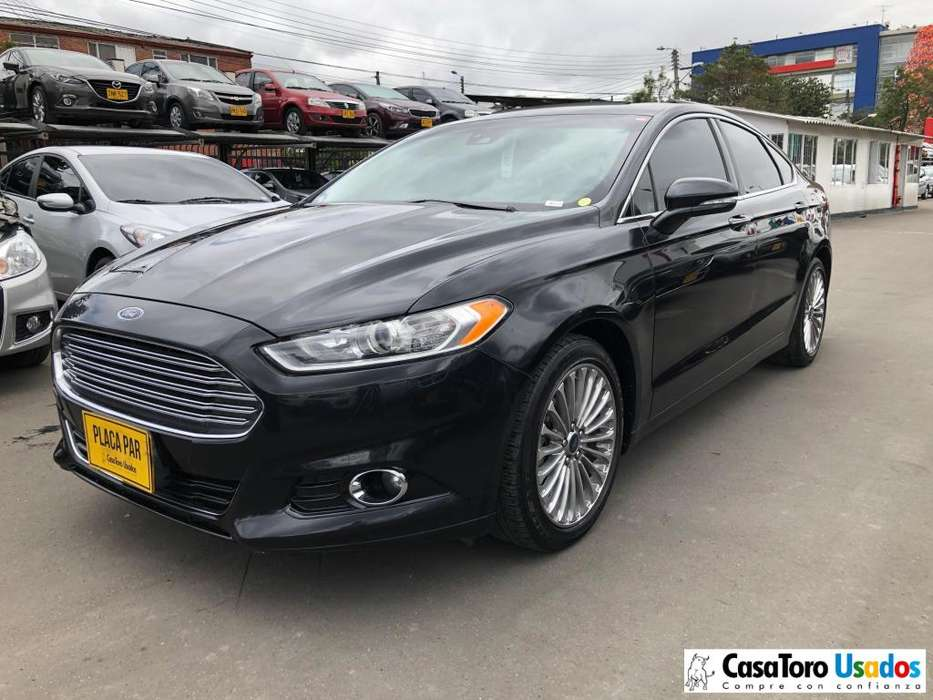 <strong>ford</strong> Fusion 2014 - 48315 km