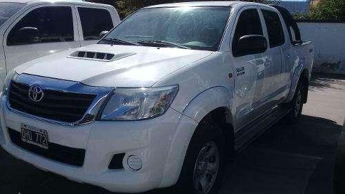 Toyota Hilux 2014 - 159000 km