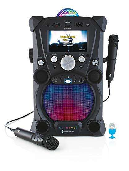 SISTEMA DE KARAOKE SINGING MACHINE 3163499734