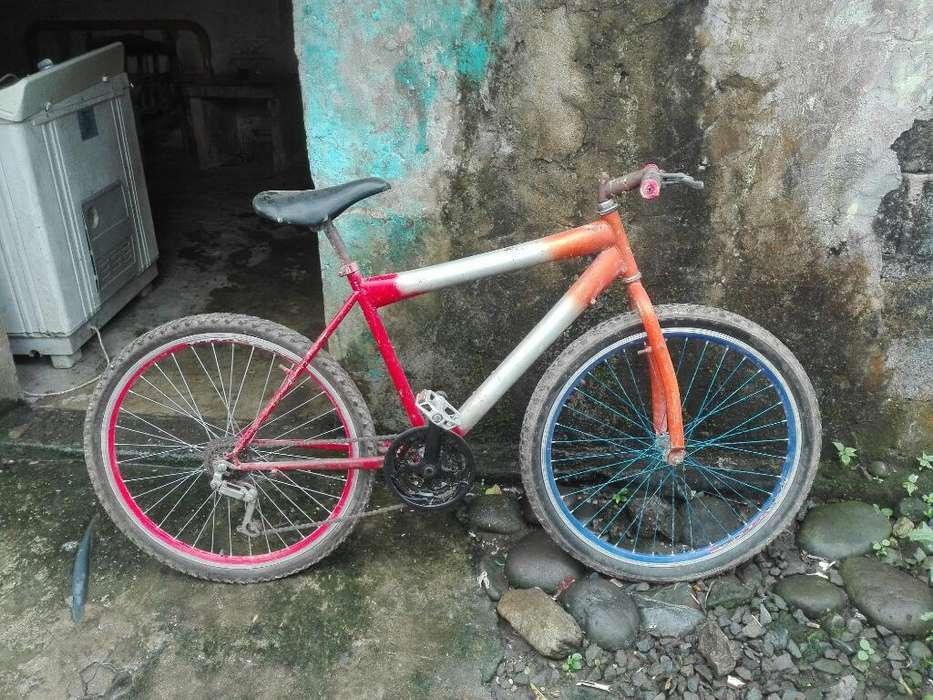 Bicicleta Montañera Se Vende O Se Cambia