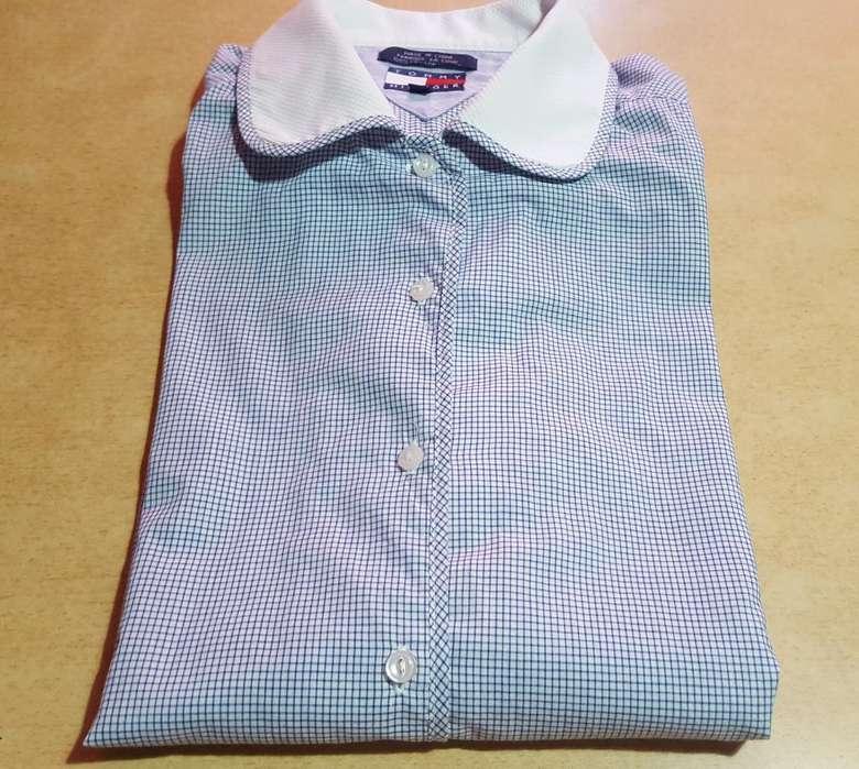 Camisa Tommy Orig. T12 Niño..zona Oeste