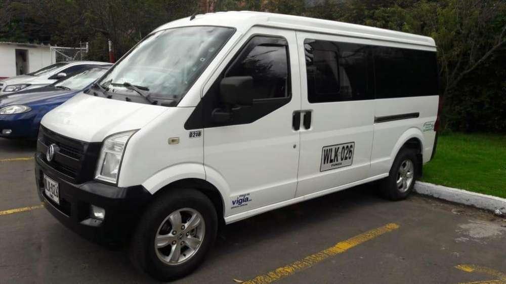 DFSK Recibo vehículo menor valor