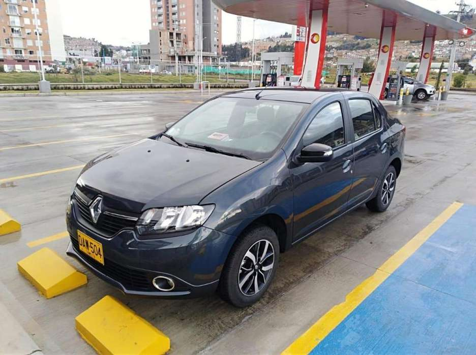 Renault Logan 2018 - 12000 km