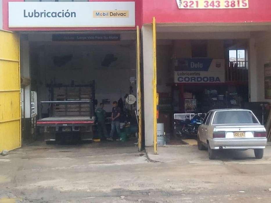 Vendo <strong>negocio</strong> lubriteca acreditada 3057419086
