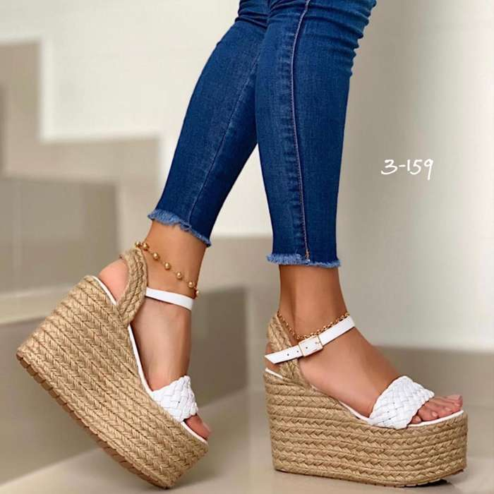 Sandalias de Dama Mas Inf Al 3183711471