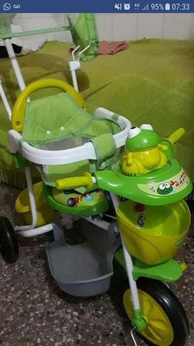 Vendo Triciclo Nuevo!!!sin Uso