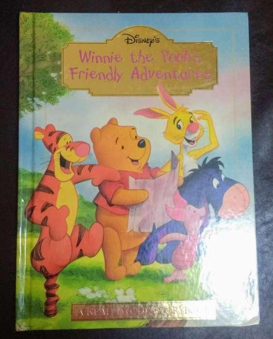 Cuento Winnie Pooh en inglés