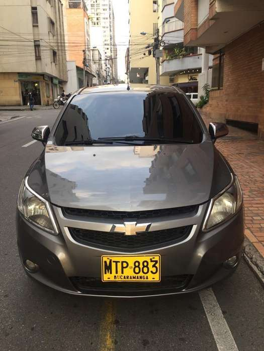 Chevrolet Sail 2013 - 127000 km