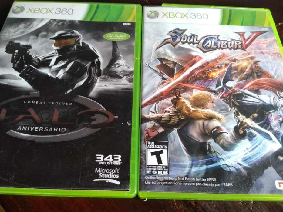 Juegos de Xbox 360 Originales