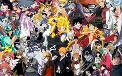 series Anime y americanas