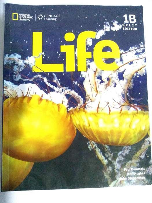 Libro Life 1b Split Edition