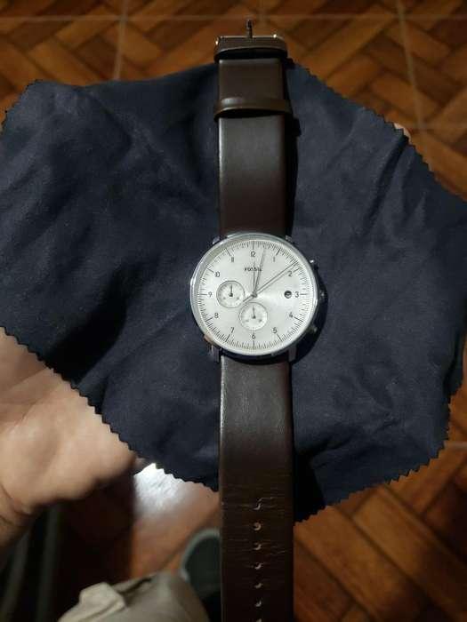 Reloj Fossil Nuevo Fs5488