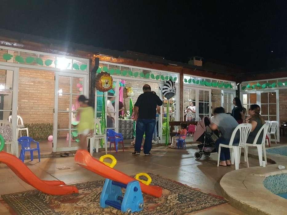Alquilo Quincho para Eventos Infantiles