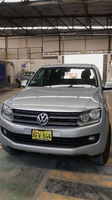 Volkswagen Amarok 2015 - 106000 km