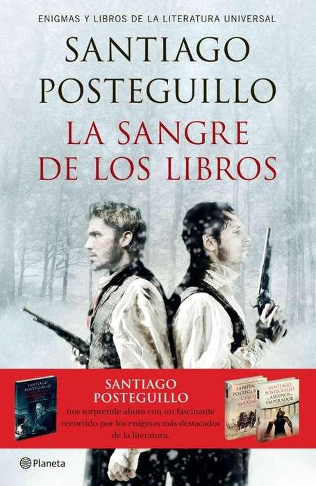 La sangre de los Libros por Santiago Posteguillo