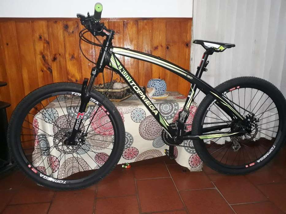 Bicicleta Topmega Envoy Rod 26