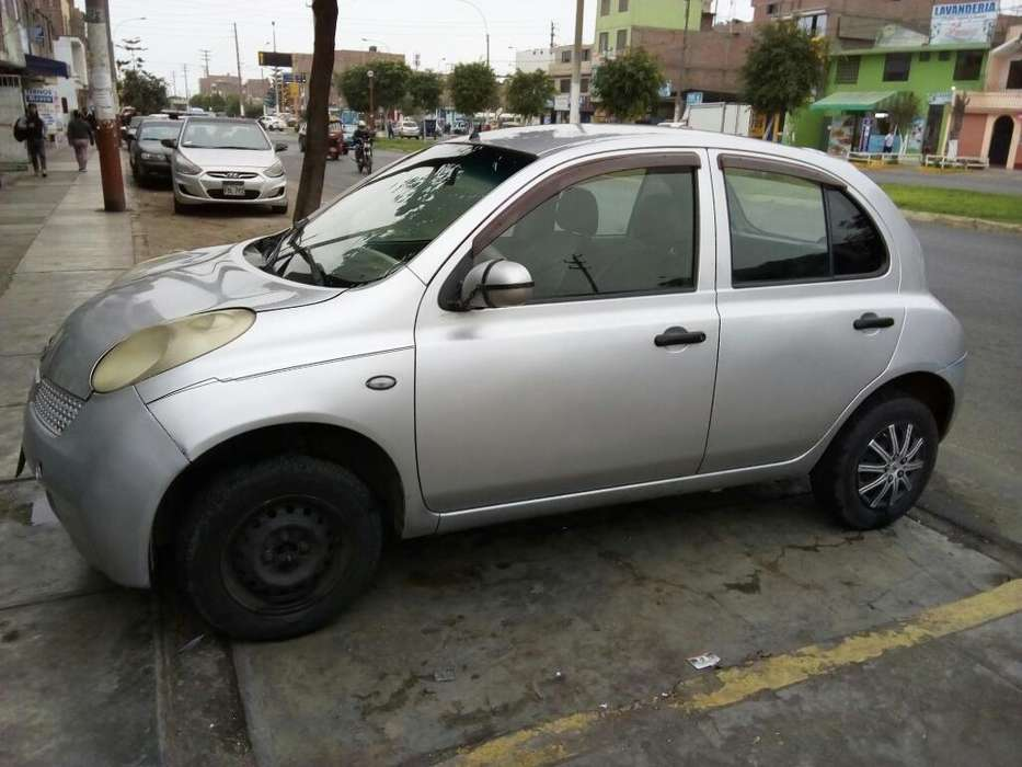 Nissan March 2004 - 119310 km