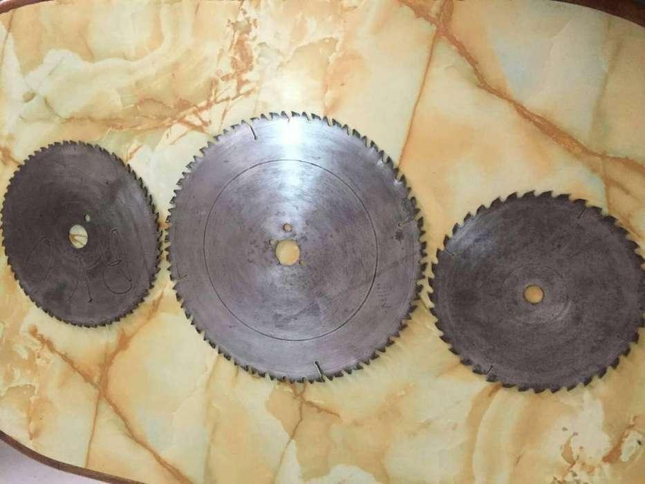 Discos de acero