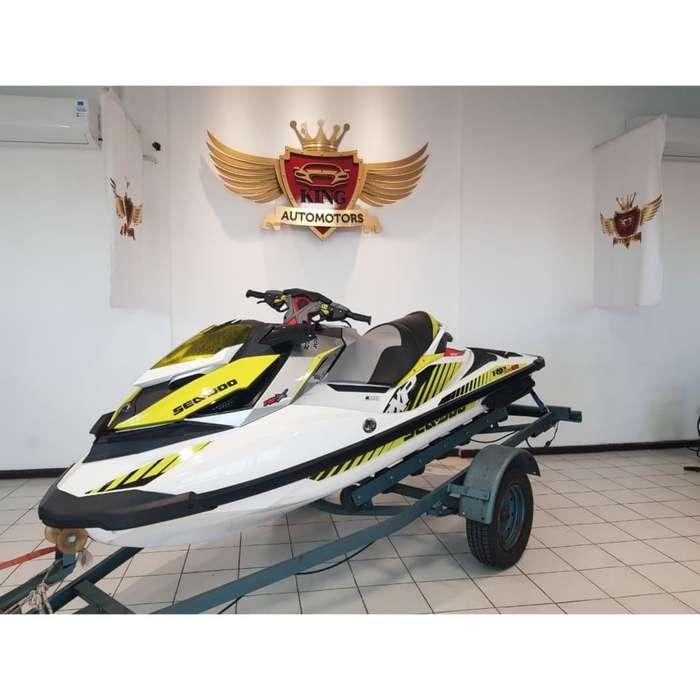 MOTO DE AGUA SEADOO RXPX 300 RS IMPECABLE!!!