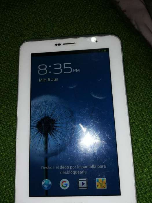 Tablet Samsung Tab2 con Chip