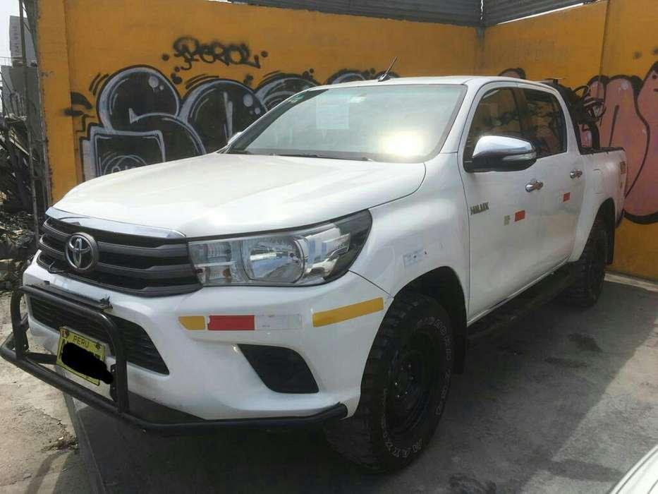 Toyota Hilux 2016 - 55200 km