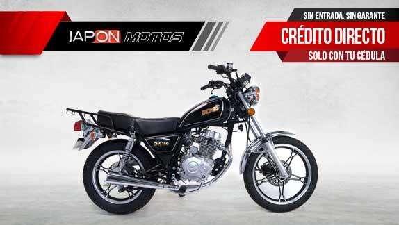 MOTO PANADERA ICS GNS150 EL INCA