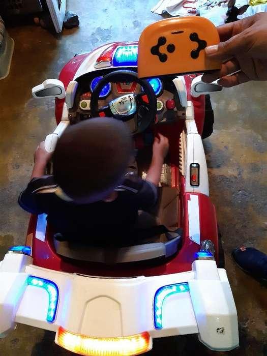 Carro Bateria para Niño