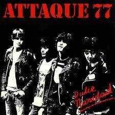 Vinilo Ataque 77 Dulce Navidad Edición 1990