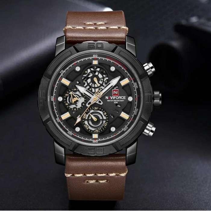 Reloj Naviforce Modelo Speedmaster