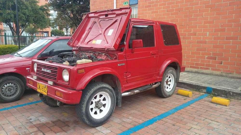 Suzuki SJ 1987 - 100 km