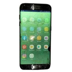Samsung Galaxy S7 Edge Pantalla Partida El Resto Funciona Perfecto