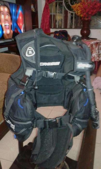 Chaleco Bcd Buceo Cressi
