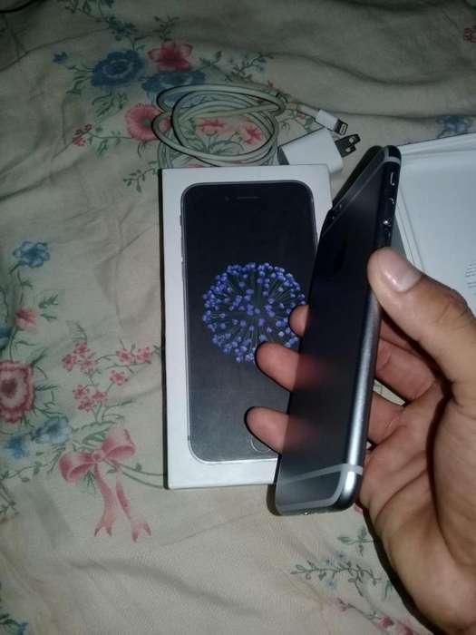 Vendo iPhone 6 32Gb O Cambio con 7 Plus