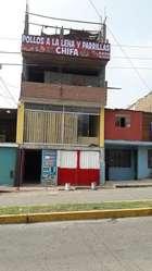 SE VENDE LOCAL COMERCIAL DE 3 PISOS (AREA CONSTRUIDA 270 MT2)