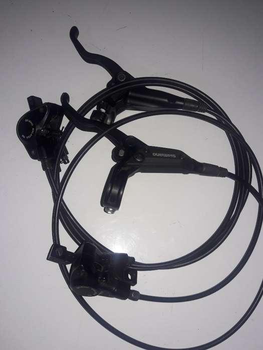 Frenos Hidraulicos Shimano 445 Nuevos