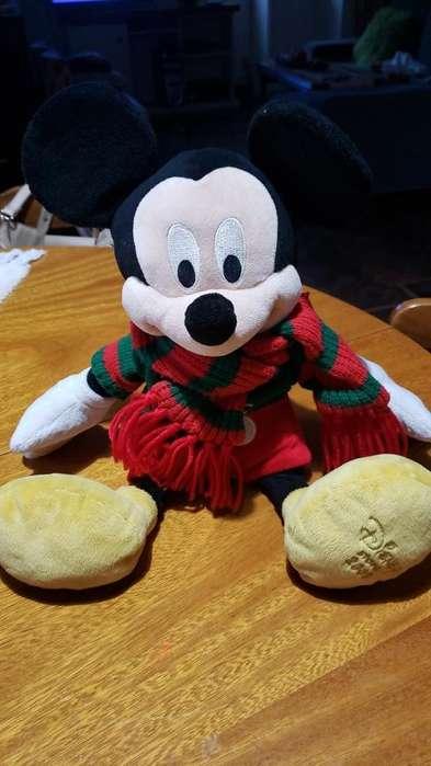 Peluche Mickey Mouse Usado Original 2009