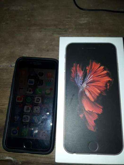 Vendo iPhone 6 de 32Gb Huawei X Pago