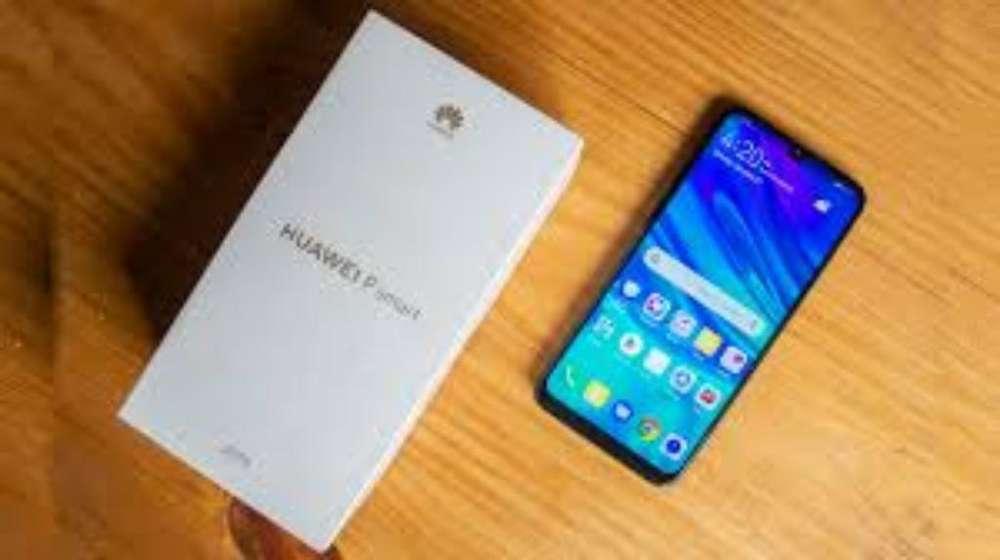 Vendo Huawei P Smart 2019 Nuevo.