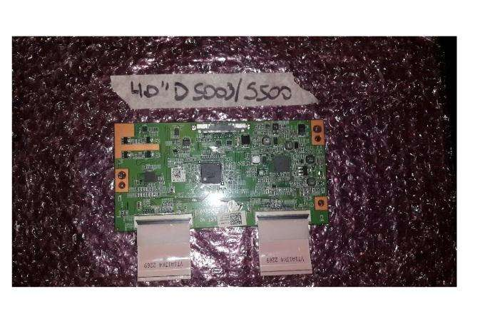 Placa T-com Samsung Un40d5003 / 5500 Garantia 90 Dias